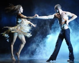 Burn the Floor comes to San Jose for 1 week only: September 21-26, 2010