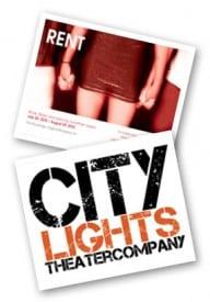 RENT, City Lights Theater Company, San Jose