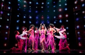 Dreamgirls SHN San Francisco