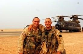 Pat Tillman, Afghanistan