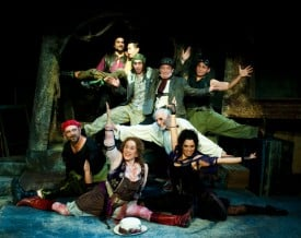 The Fantasticks, SF Playhouse - Pluggers