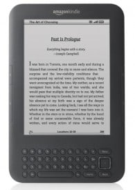 New Amazon Kindle only $139