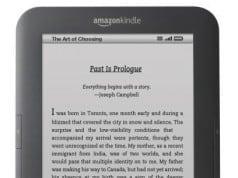 Amazon Kindle only $139
