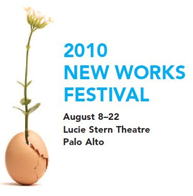 2010 New Works Festival, TheatreWorks, Palo Alto