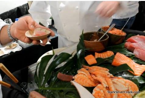 Star Chefs San Francisco sushi