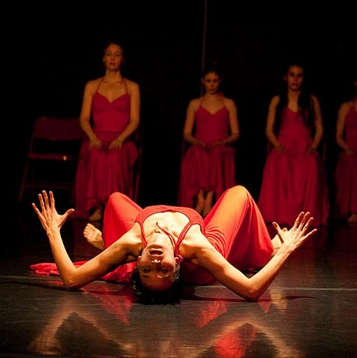 Carmina Burana: Revisited at Dance Mission Theater, Photo Credit: Weidong Yang