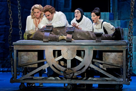 Young Frankenstein, Golden Gate Theater, San Francisco