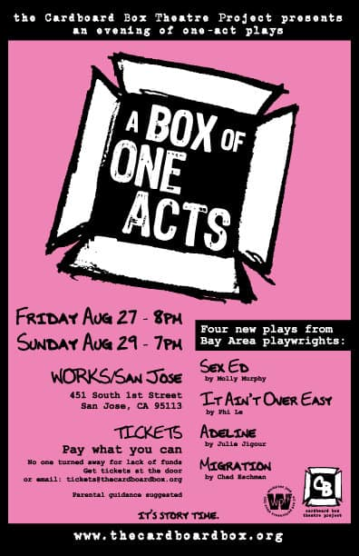 A Box of One Acts