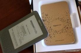 Amazon Kindle 3 Hands On