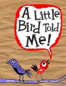 Opening Reception: A Little Bird Told Me by Christine Benjamin, Sid Enck, Jr.