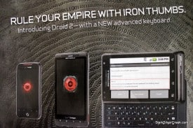 Droid Does, Rule the Empire with Iron Thumbs