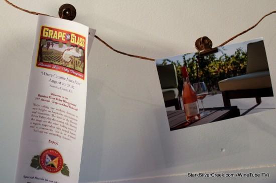 Grape to Glass celebrates Sonoma in style.