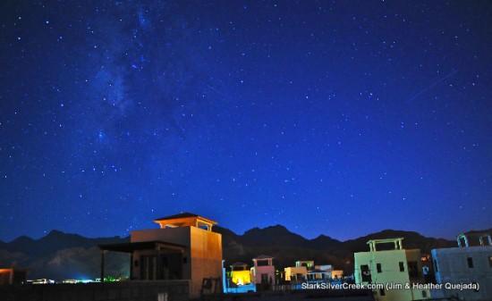 Milky Way Over Agua Viva