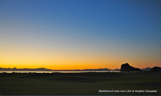 Punta Nopolo Dawn