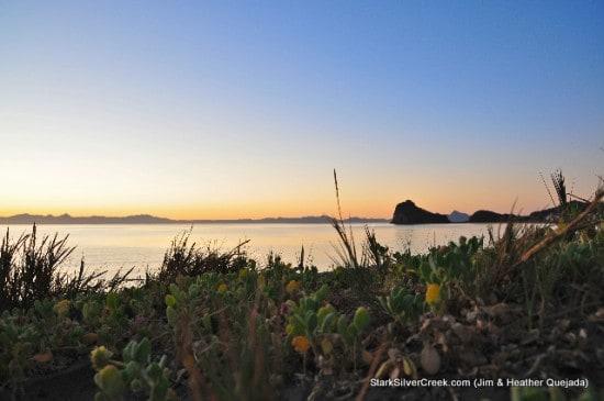 Morning Calm, Punta Nopolo