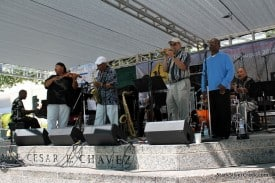 SJ Jazz Fest: Main Stage at Cesar Chavez