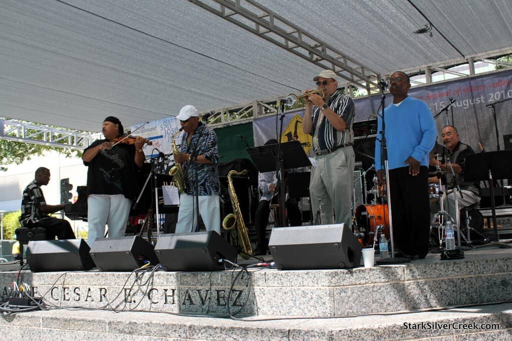 Cool Cats say San Jose Jazz Festival a resounding success | Stark ...