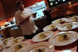 Sent Sovi, Chef/Owner Josiah Slone