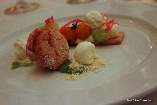 Sent Sovi, dessert
