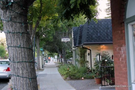 Restaurant Sent Sovi, Saratoga