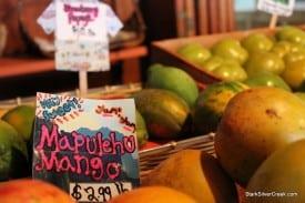 Mango Madness at the South Kona Fruit Stand