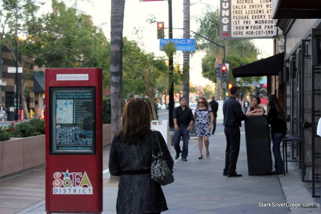 Great SoFA San Jose Photo Gallery