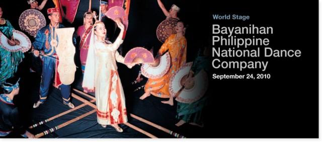 Bayanihan Philippine National Dance Company