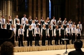 Southend Boys & Girls Choir from Essex, England