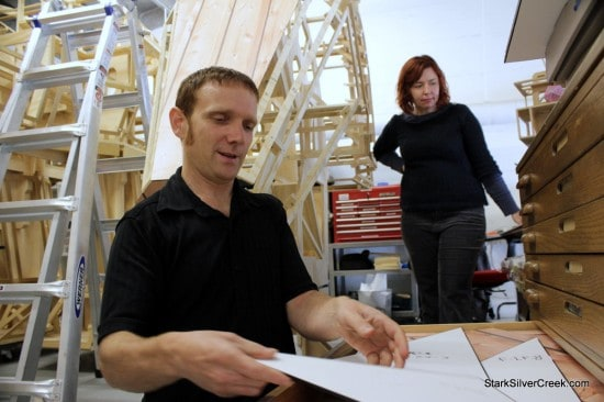 Artists Scott Kildall and Victoria Scott put their plans in motion... (Hint: San Jose Museum of Art)