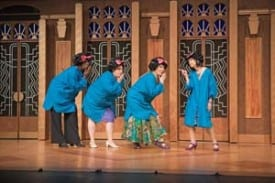 Menopause the Musical, now touring