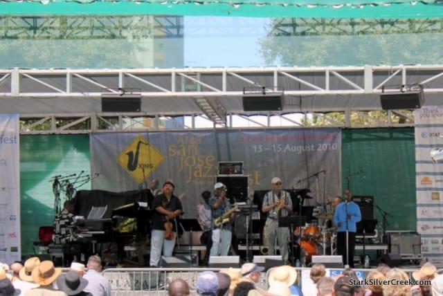 San Jose Jazz Fest 2010