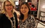 "Macy's GM Catherine Bartels talks ""dish"" with Loni"