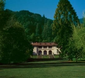 Villa and Lawn at the Montalvo Arts Center