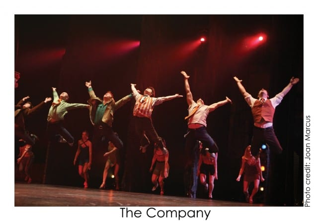 The Broadway Company Photo by Joan Marcus