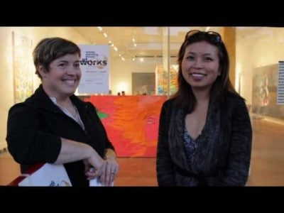 Video thumbnail for youtube video WORKS/San Jose to transform urban activity at 01SJ Biennial | Stark Insider