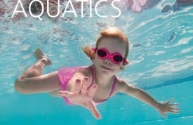JCCSF Aquatic Concepts swim school program.