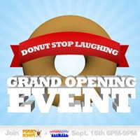 Psycho Donuts Expands - Grand Opening Event