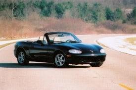 1989 Mazda Miata: Roadster re-invented.