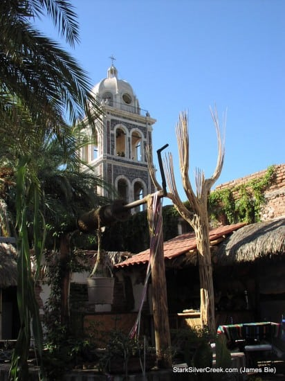 Mission Loreto was founded on October 25, 1697 at the Monqui settlement of Conchó in the present city of Loreto, Baja California Sur, Mexico.