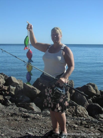 Fishing in Loreto is a popular sport thanks to the magnificent Sea of Cortez.