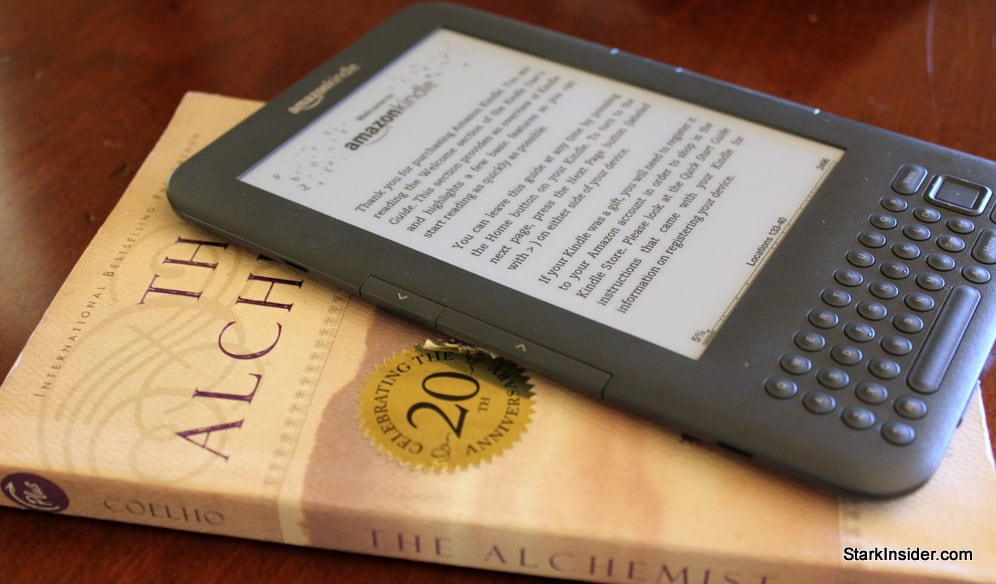 Case of the Kindle cases: Let there be light | Stark Insider