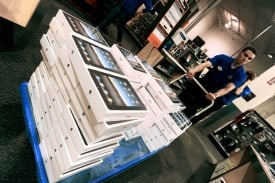Best Buy - Apple iPad shipment (Associated Press)