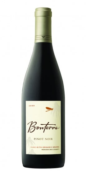 Bonterra Pinot Noir 2009