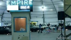 Empire Drive-In: Color correction and Zombies ahead