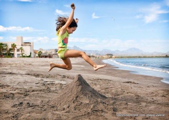 Leaping Loreto by David Valera