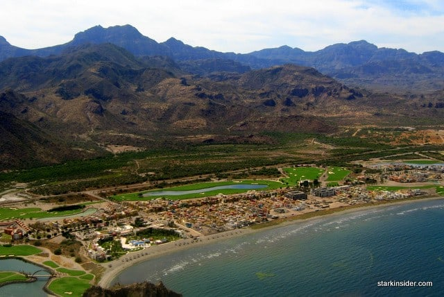 Loreto Bay development - Baja California Sur Mexico