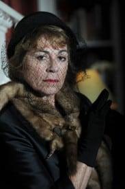 Monica Cappuccini as Gordon's Mother, Mrs. Gottlieb