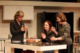 Elizabeth Coy, Ivy A. Henry and Gail Erwin star in Rabbit Hole