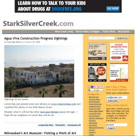 StarkSilverCreek, Oct 2008