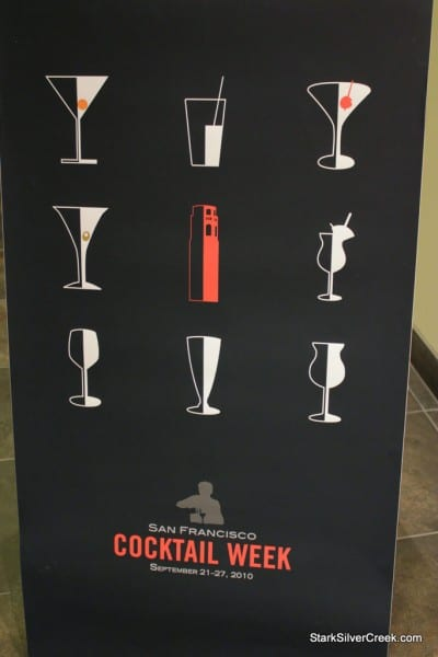 """SF Cocktail Week honors William """"Cocktail"""" Boothby 